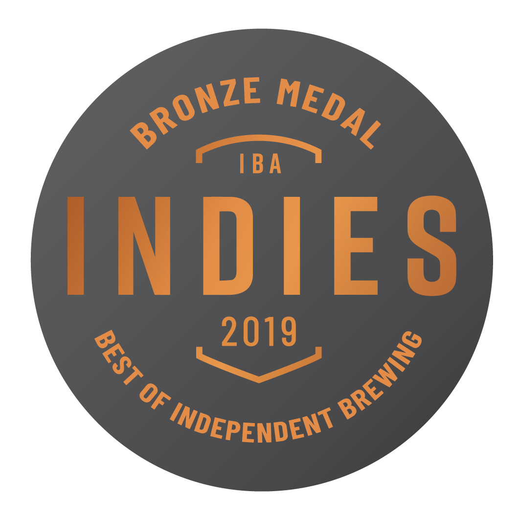 Bronze 2019 Indies Independent Beer Awards Australia (IBA)