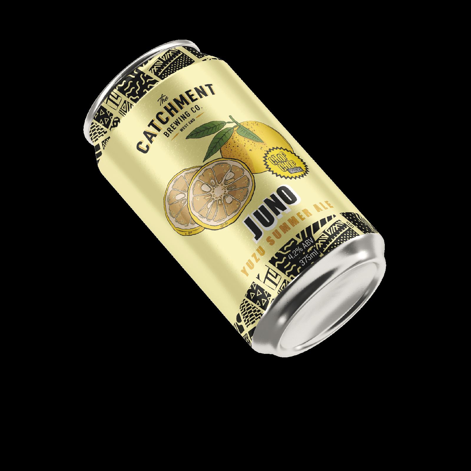 Juno Yuzu Summer Ale
