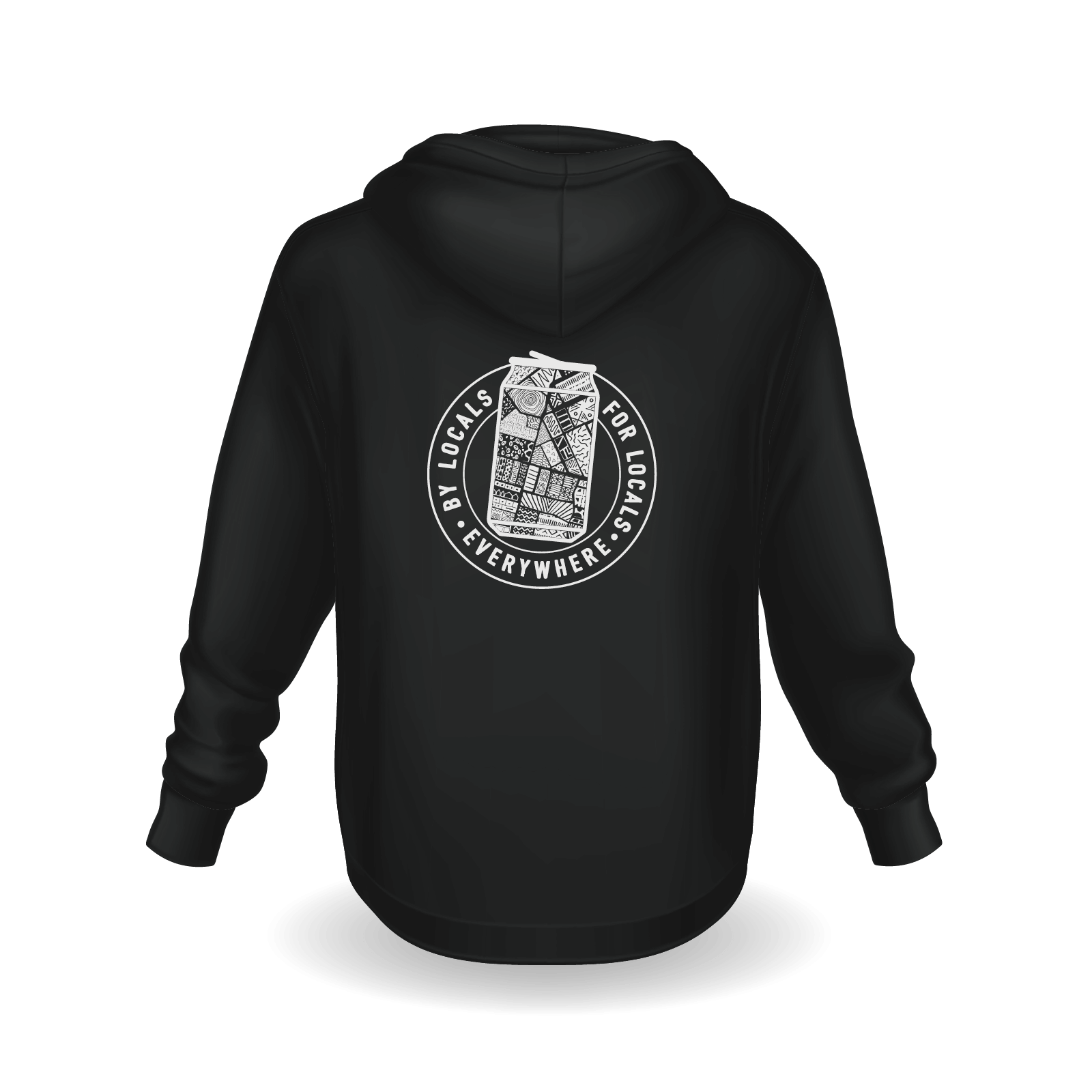 Catchment Hoodie - Back