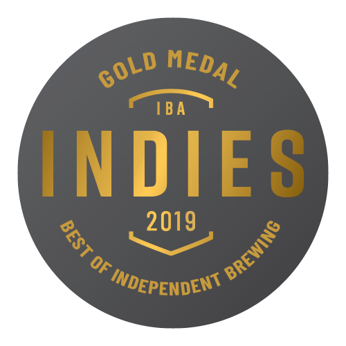 2019 Gold Indies Independent Beer Awards Australia (IBA)