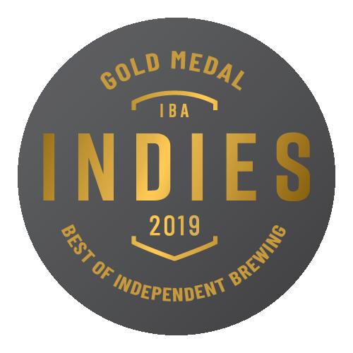 2019 Gold Indies Independent Beer Awards Australia (IBA)