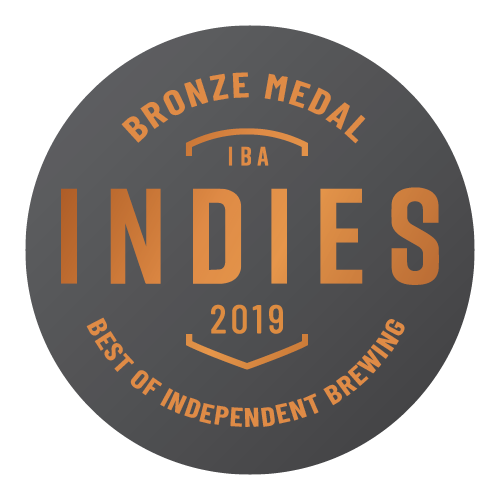 2019 Bronze Indies Independent Beer Awards Australia (IBA)
