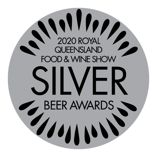 2020 Silver Indies Independent Beer Awards Australia (IBA)