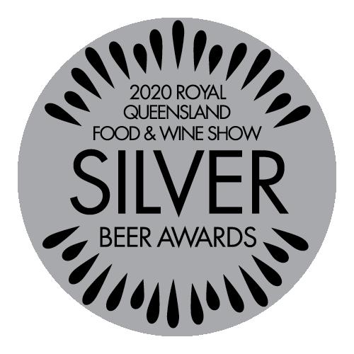 2020 Silver Indies Independent Beer Awards Australia (IBA)