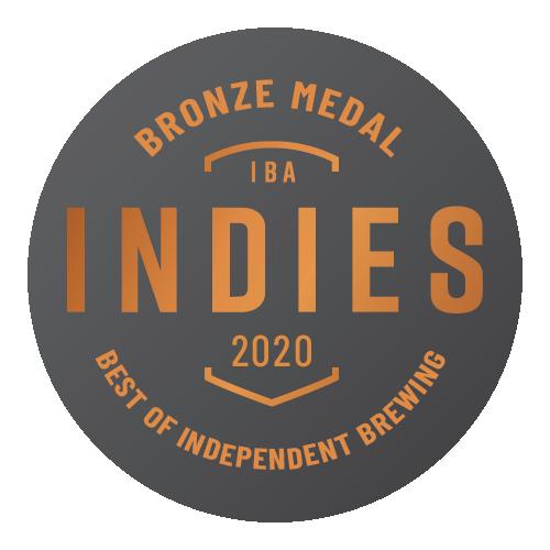 2020 Bronze Indies Independent Beer Awards Australia (IBA)