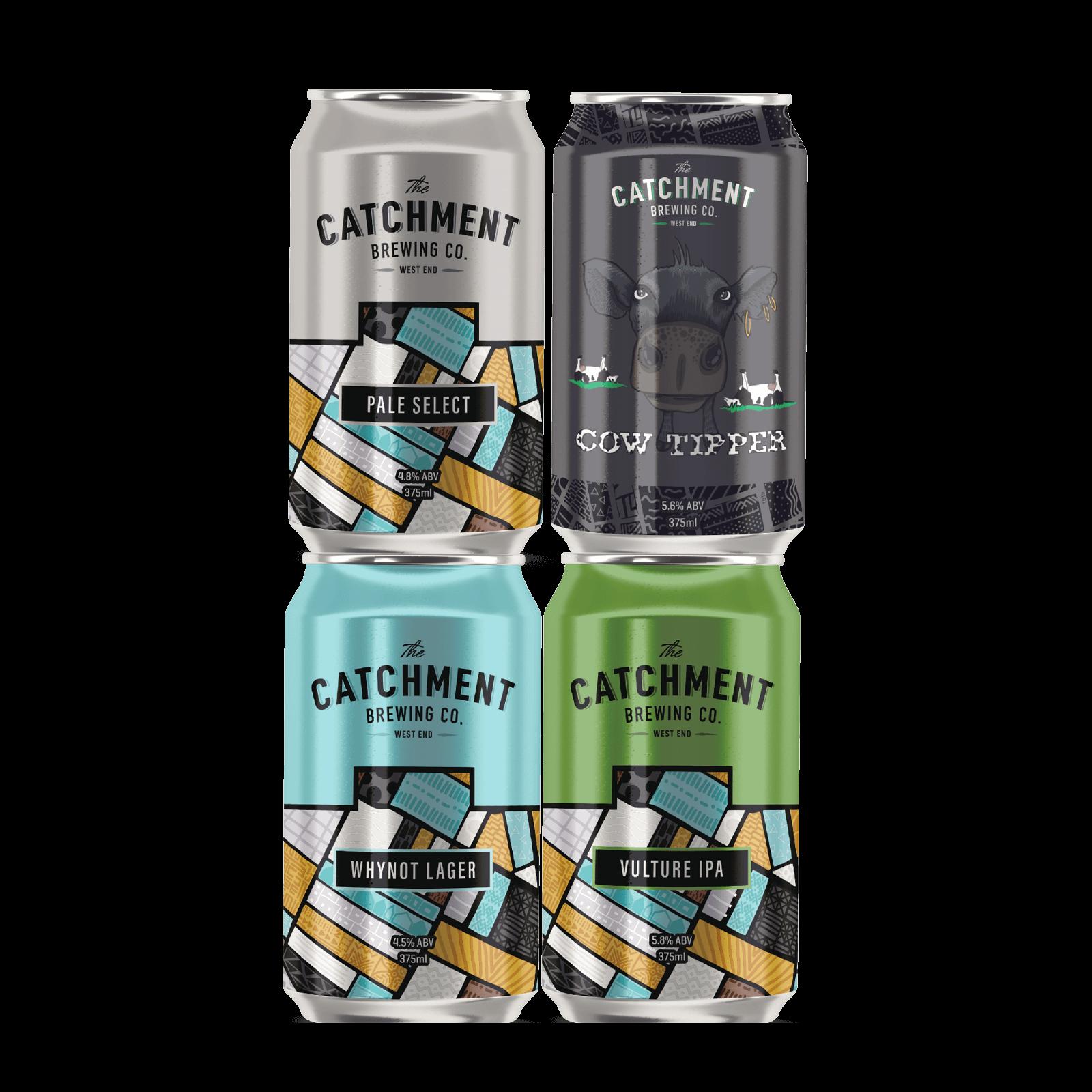 Catchment Premium Collection (16x)