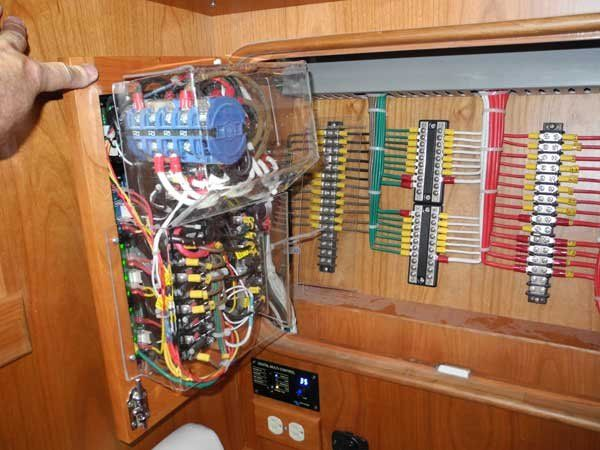 used sailboat electronics