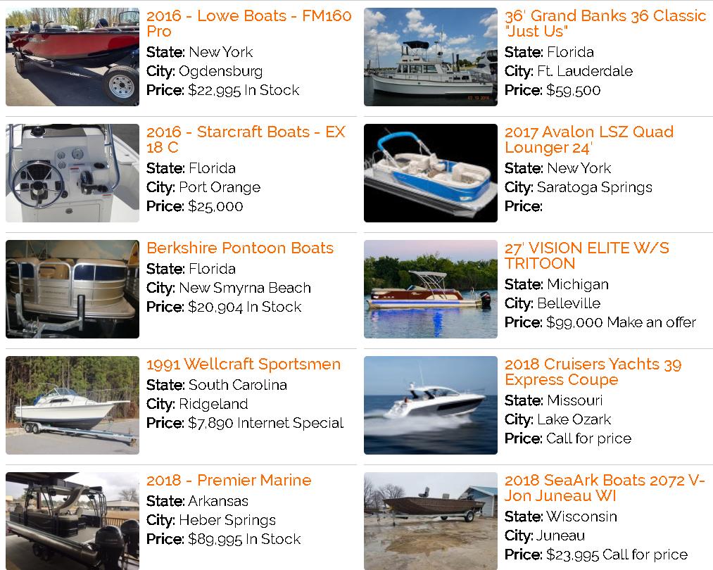 choosing a used sailboat