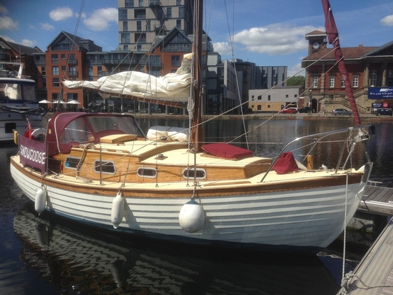 how much does a used sailboat cost