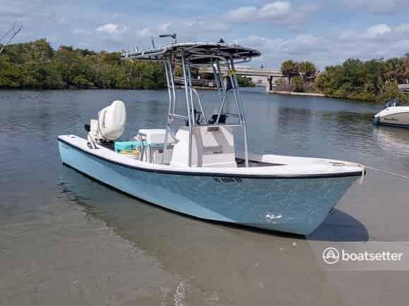 fishing boat charter Miami price