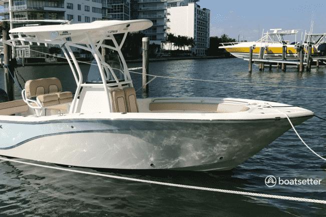 boat rentals miami bay