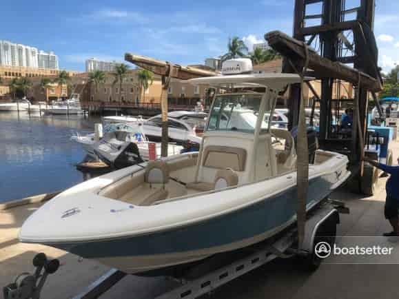 great fishing boat miami beach