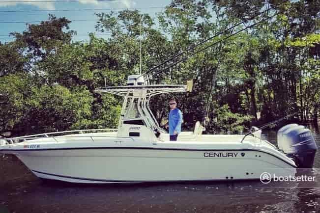 fishing boat miami beach bay