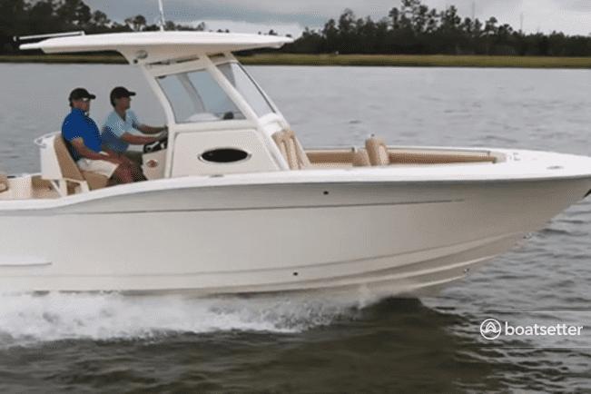 best fishing boat miami beach
