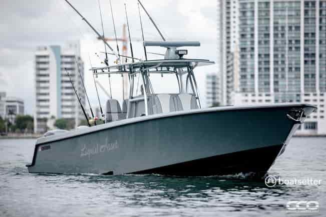 great boat rentals miami fl