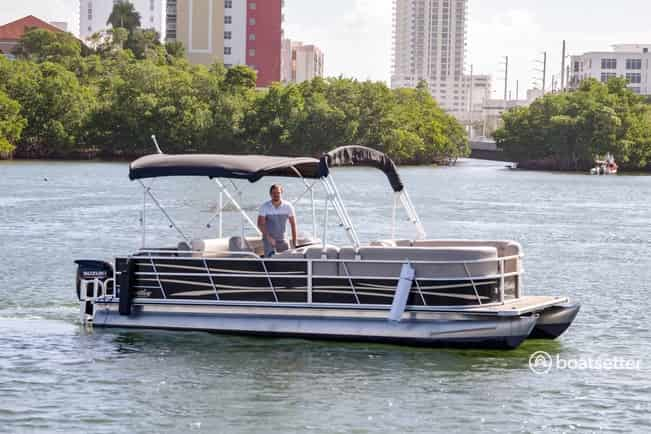 Boat Rentals For Parties Miami Book Instantly