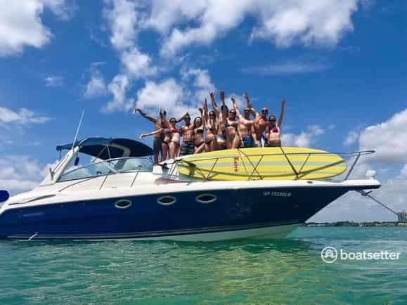 miami boat rentals photos