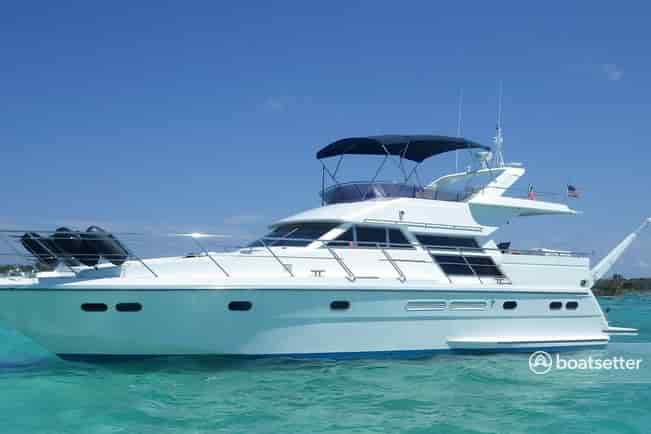 rent a fishing boat in miami price