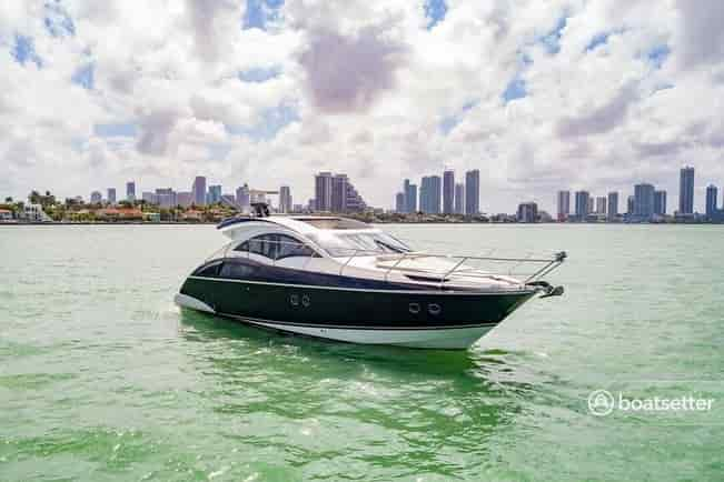 great private yacht charters miami fl