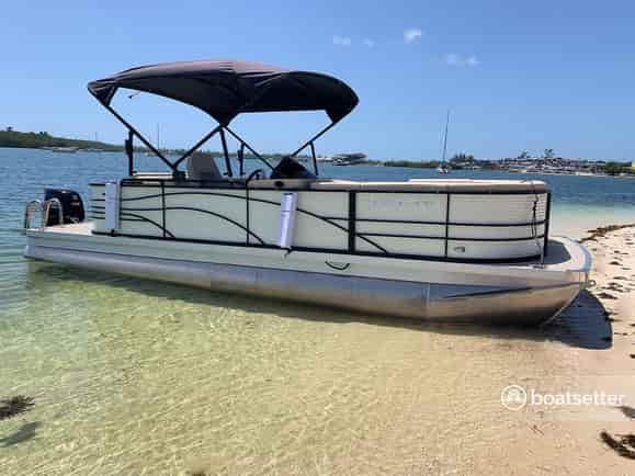boat charters Florida bay