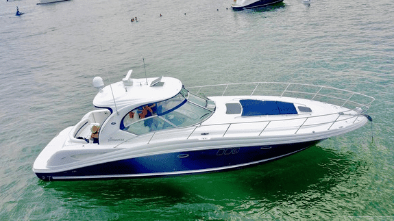 party boat hire near you