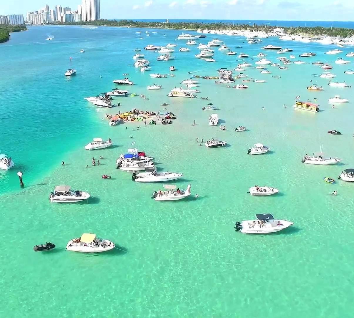 marina party cruises event