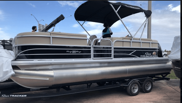 north miami pontoon boat rental