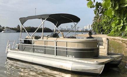 affordable pontoon rentals
