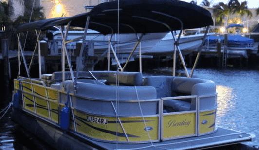sunny isles boat rental