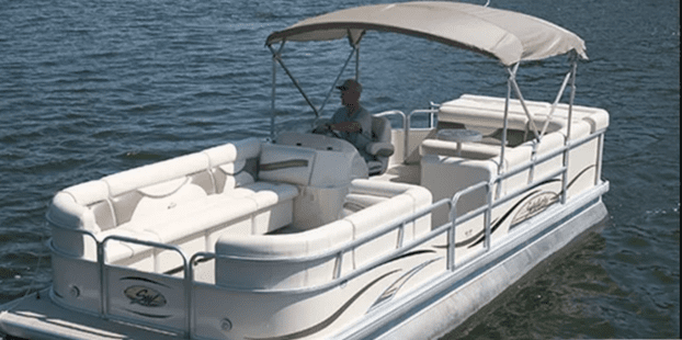 explore the  waters in  marco island by yacht