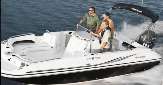 speedboat rentals fl