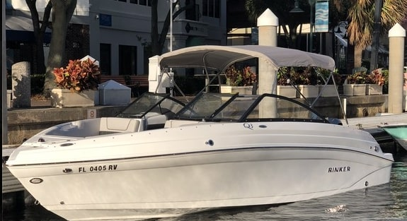 rent a yacht for a day in florida
