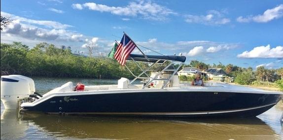vacation boat rental florida