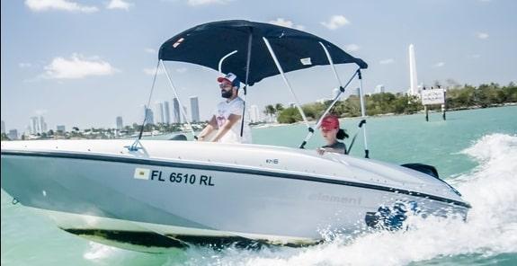 yacht experiences miami
