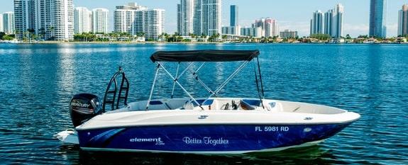 fort lauderdale boat rental fl