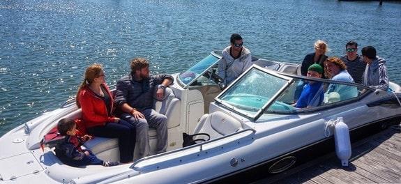 stone harbor nj boat rentals