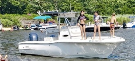 new jersey boat rentals