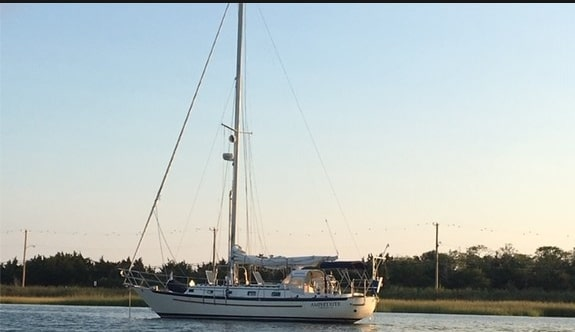 sailboat rental stone harbor nj