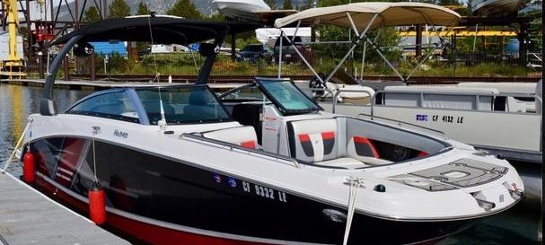 fishing boat rentals tahoe