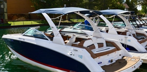speed boat rental tahoe california