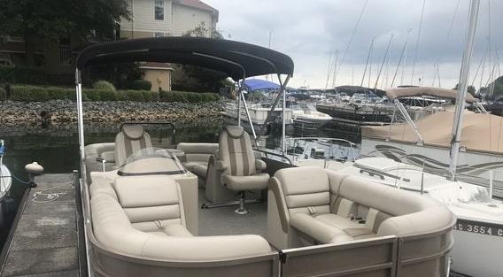 boat rental norman lake