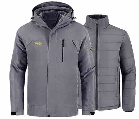 best waterproof sailing jacket
