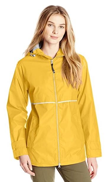 sail jacket