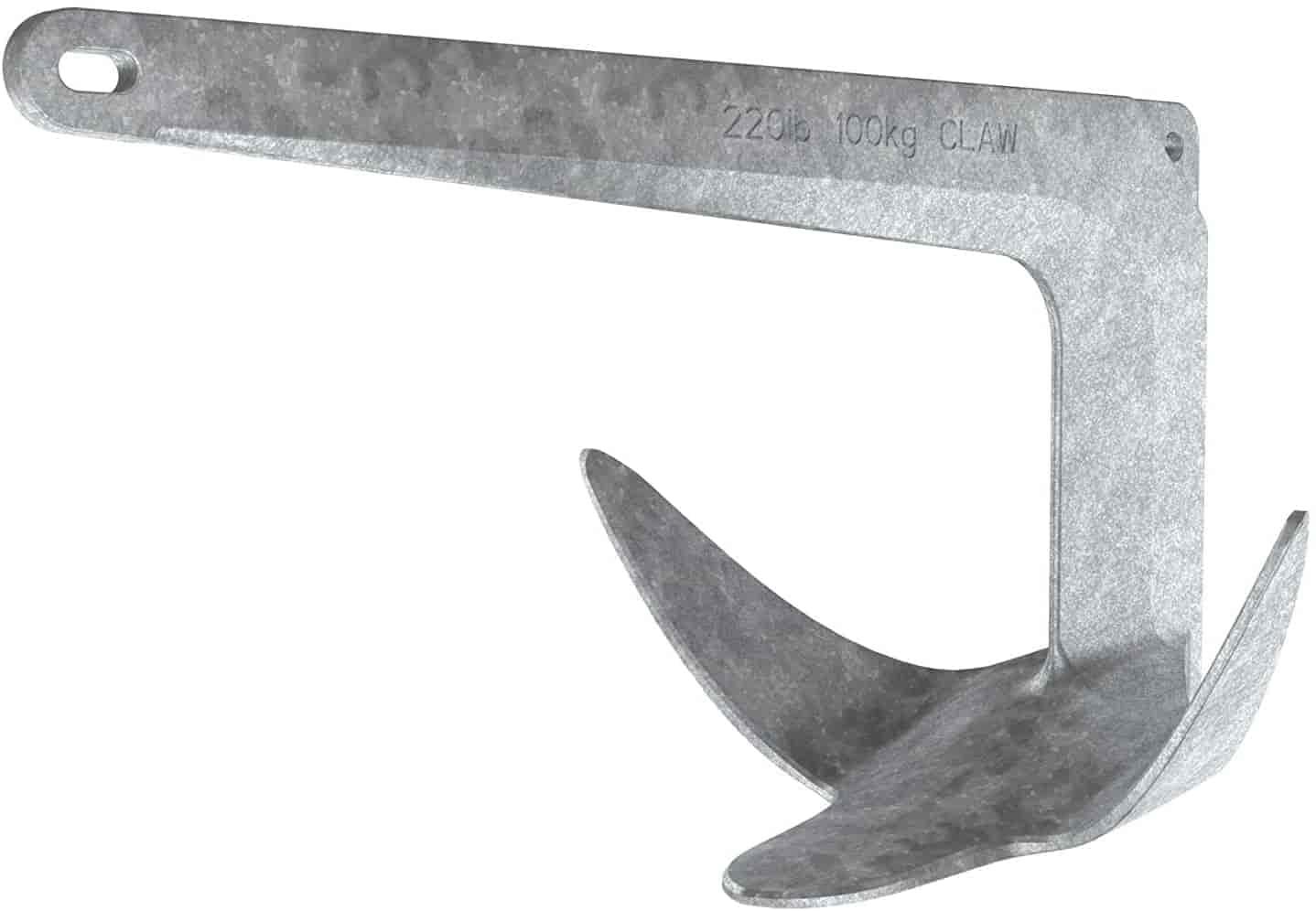 lewmar claw anchor