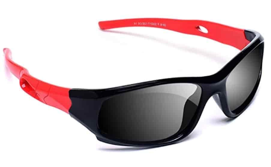 AODUOKE Sports Polarized Kids Sunglasses
