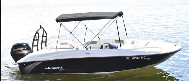 hollywood beach boat rental