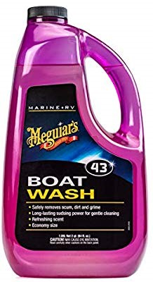 boat deck wash