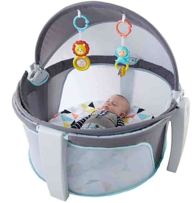 best baby sleepers for boating
