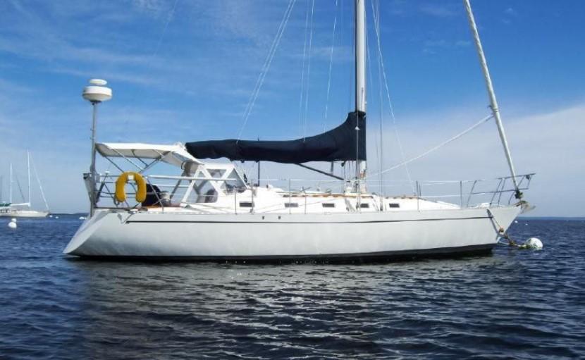 nordic 40 sailboats