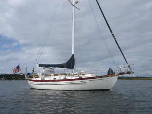 Tayana 37 boat